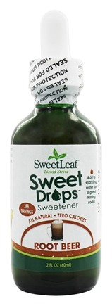 SweetLeaf - Sweet Drops Liquid Stevia Root Beer - 2 oz.