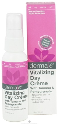 Zoom View - Vitalizing Day Creme With Tamanu & Pomegranate
