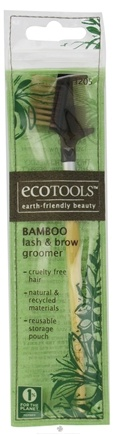 DROPPED: Eco Tools - Bamboo Lash & Brow Groomer - CLEARANCE PRICED