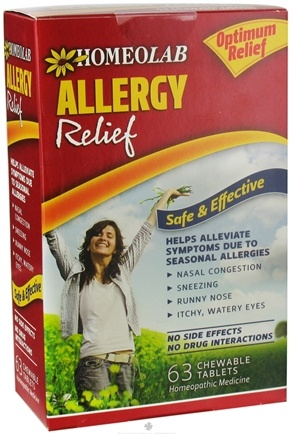 Zoom View - Allergy Relief