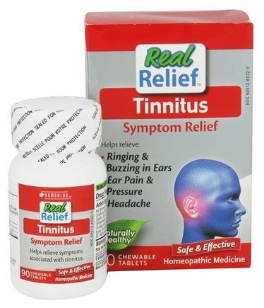 Zoom View - Tinnitus Relief