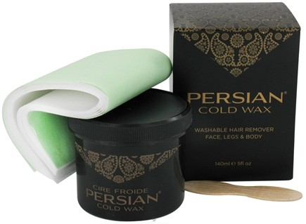DROPPED: Parissa - Persian Cold Wax Hair Remover - 5 oz. CLEARANCE PRICED