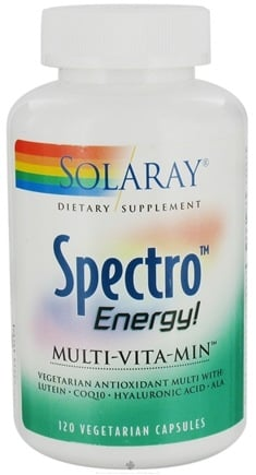 Zoom View - Spectro Energy Multi-Vita-Min