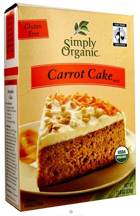 Zoom View - Cake Mix Gluten Free