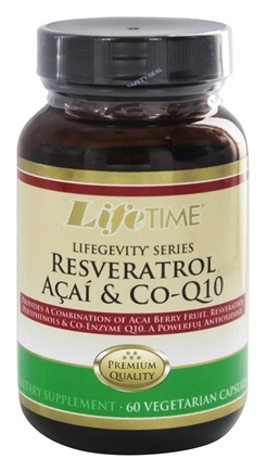 Zoom View - Resveratrol Acai & Co-Q10