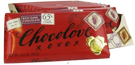 DROPPED: Chocolove - Rich Dark Chocolate Bar - 3.2 oz.