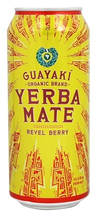 Guayaki - Organic Yerba Mate Revel Berry Revel Berry - 15.5 oz.