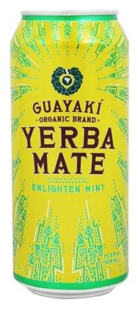 Zoom View - Yerba Mate Enlighten Mint