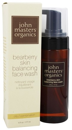 Zoom View - Face Wash For Oily Skin Balancing Bearberry