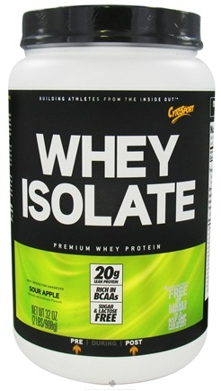 Zoom View - Whey Isolate Premium Whey Protein