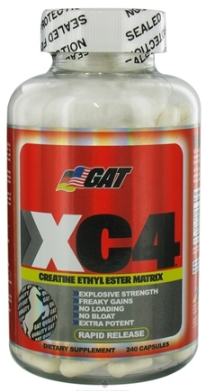 Zoom View - XC4 Creatine Ethyl Ester Matrix