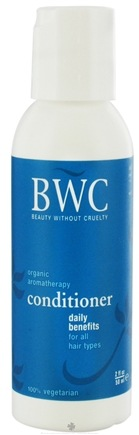 DROPPED: Beauty Without Cruelty - Conditioner Daily Benefits For All Hair Types Travel Size - 2 oz. CLEARANCE PRICED