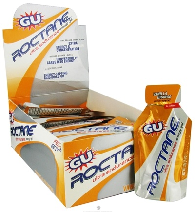 Zoom View - Roctane Ultra Endurance Energy Gel 2x Caffeine