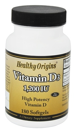 Zoom View - Vitamin D3