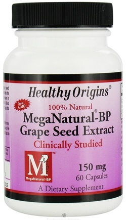Zoom View - MegaNatural-BP Grape Seed Extract