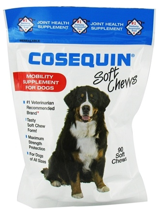 DROPPED: Cosequin - Mobility Supplement for Dogs - 90 Soft Chews