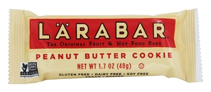 Larabar - Original Fruit & Nut Bar Peanut Butter Cookie - 1.7 oz.