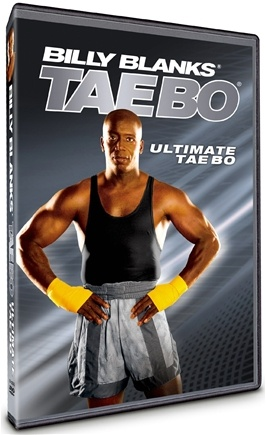 DROPPED: Gaiam - Billy Blanks Ultimate Tae Bo DVD - CLEARANCE PRICED
