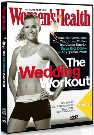 DROPPED: Gaiam - Women's Health The Wedding Workout DVD - CLEARANCE PRICED