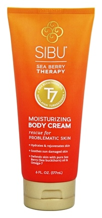 Sibu Beauty - Moisturizing Body Cream - 6 oz.