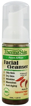 Zoom View - Therma Skin Foam Action Facial Cleanser