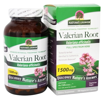 Zoom View - Organic Valerian Root