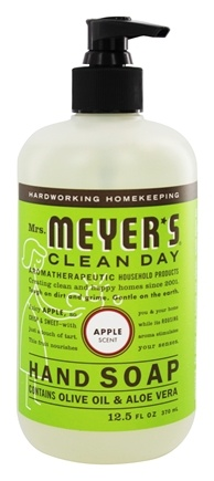 Mrs. Meyer's - Clean Day Liquid Hand Soap Apple - 12.5 oz.