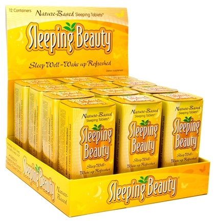 DROPPED: Sleeping Beauty - Sleeping Tablets - 24 Tablets CLEARANCE PRICED