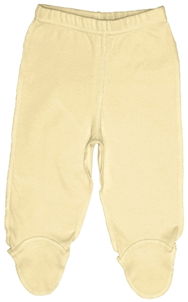 Zoom View - Origins Organic Footie Pants Small 3-6 Months