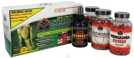 DROPPED: LG Sciences - Natabolic Stack Kit - CLEARANCE PRICED