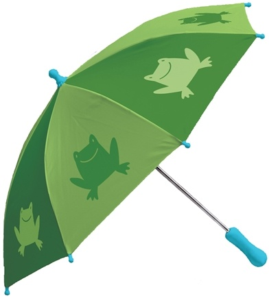 Zoom View - Print Umbrella Frogs