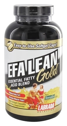 Zoom View - EFA Lean Gold Essential Fatty Acid Blend with Tonalin CLA