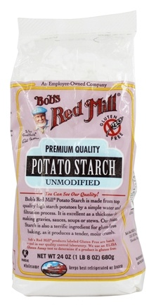 Zoom View - Potato Starch All Natural Gluten Free