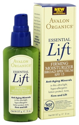 Zoom View - Essential Lift Firming Moisturizer Broad Spectrum