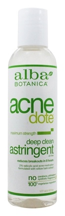 Zoom View - Natural ACNEdote Deep Clean Astringent