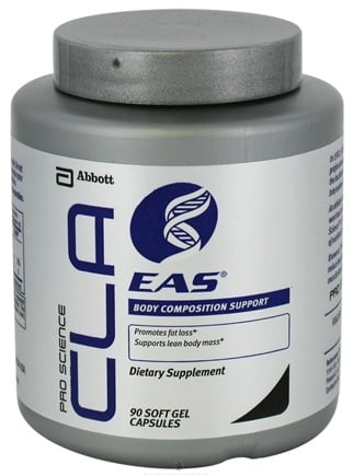 DROPPED: EAS - Pro Science CLA Body Composition Support - 90 Capsules
