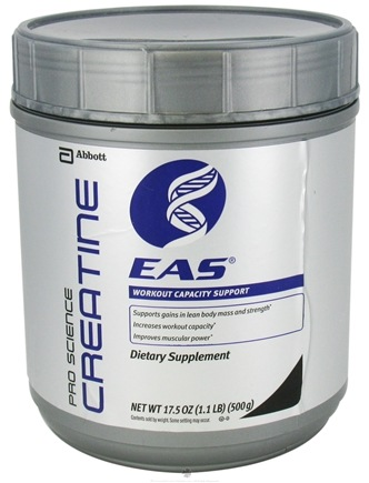 DROPPED: EAS - Pro Science Creatine 500 Grams - 17.5 oz.
