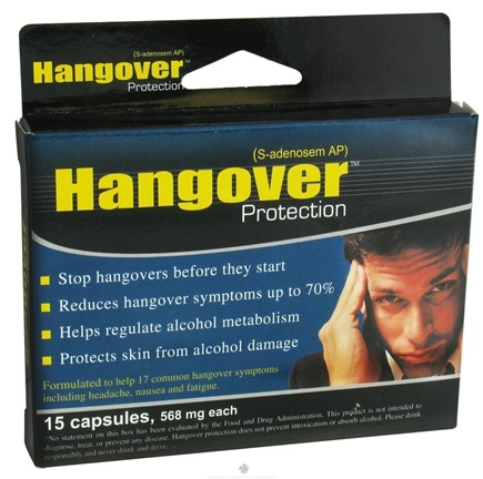 Zoom View - Hangover Protection