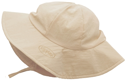 DROPPED: Green Sprouts - Solid Brim Sun Protection Hat Toddler 2-4 Years Khaki