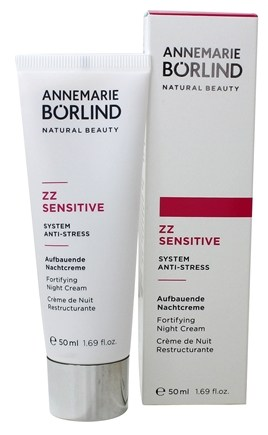 ZZ Sensitive Anti-Stress Fortifying Facial Night Cream - 1.69 fl. oz. by Annemarie Borlind Its All Good Coconut Lip Balm