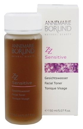 Zoom View - Annemarie Borlind Natural Beauty ZZ Sensitive Facial Toner
