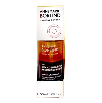 Zoom View - Annemarie Borlind Natural Beauty Orange Blossom Energizer Anti-Oxidant Serum