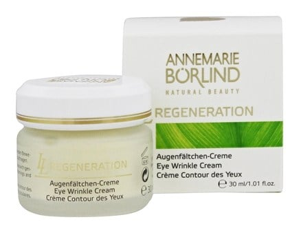 Borlind of Germany - Annemarie Borlind Natural Beauty LL Regeneration Eye Wrinkle Cream - 1.01 oz.