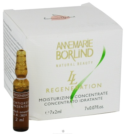Zoom View - Annemarie Borlind Natural Beauty LL Regeneration Moisturizing Concentrate
