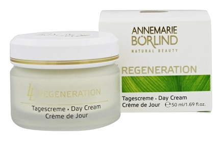 Borlind of Germany - Annemarie Borlind Natural Beauty LL Regeneration Day Cream - 1.69 oz.