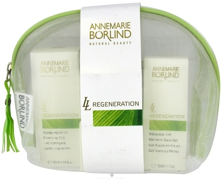 DROPPED: Annemarie Borlind - Natural Beauty LL Regeneration Travel Kit - 4 Piece(s)
