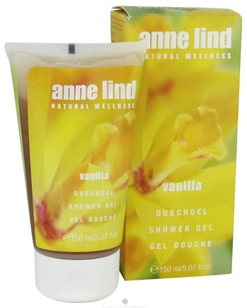 Zoom View - Anne Lind Natural Wellness Shower Gel