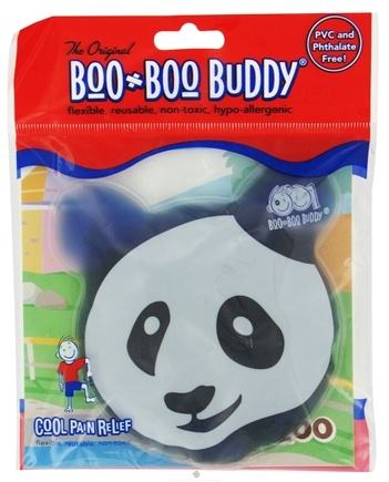 DROPPED: Boo Boo Buddy - Reusable Cold Pack Zoo Designs Panda - CLEARANCE PRICED