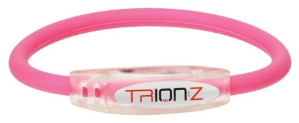 DROPPED: Trion:Z - Active Magnetic Ionic Bracelet Medium Pink - CLEARANCE PRICED