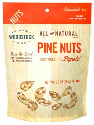 Zoom View - Natural Pine Nuts
